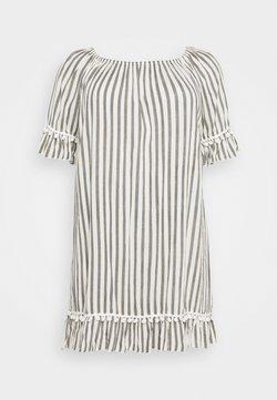 Simply Be - DRESS - Freizeitkleid - white