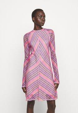 M Missoni - ABITO - Freizeitkleid - pink