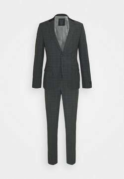 Shelby & Sons - BEAMOUNT SUIT - Anzug - charcoal