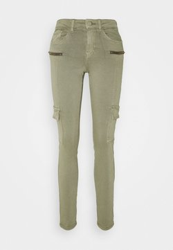 Vero Moda - VMHONNISEVEN SLIM - Slim fit jeans - bungee cord