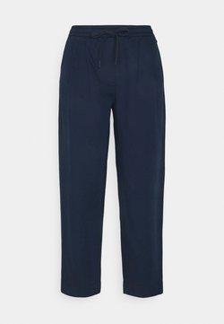 Marc O'Polo DENIM - CROPPED - Trousers - dress blue