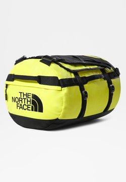 The North Face - BASE CAMP DUFFEL - S - Torba podróżna - yellow