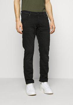 Q/S designed by - Slim fit jeans - black melange