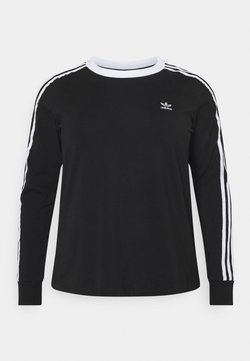 adidas Originals - Camiseta de manga larga - black/white