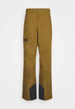 Helly Hansen - GARIBALDI 2.0 PANT - Pantalon de ski - uniform green