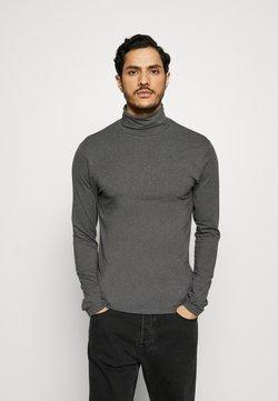 Pier One - Maglietta a manica lunga - dark gray