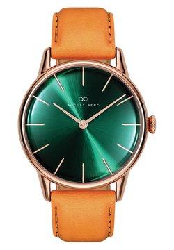 August Berg - Uhr - sunray green