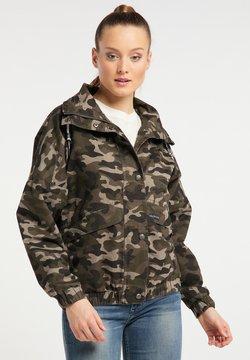 DreiMaster - Vinterjakker - camouflage