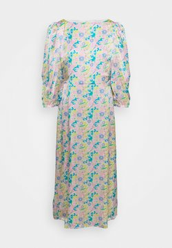 Olivia Rubin - LARA DRESS - Cocktailkleid/festliches Kleid - neon floral