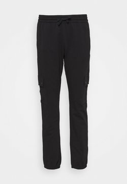 Champion - ELASTIC CUFF PANTS - Pantaloni sportivi - black