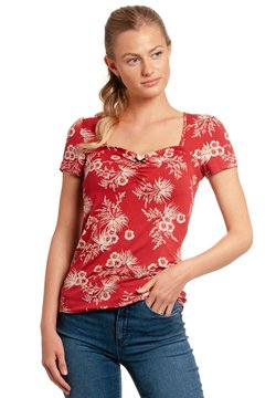 Vive Maria - T-Shirt print - rot allover