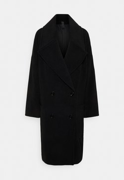 DRYKORN - LOUGHTON - Klassischer Mantel - schwarz