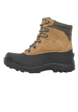 The North Face - M CHILKAT IV - Schnürstiefelette - utility brn/new taupe grn