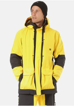 DC Shoes - Snowboardjacke - lemon chrome