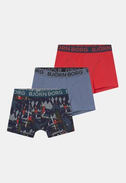 Björn Borg - WINTER WONDERLAND SAMMY 3  PACK - Panties - night sky