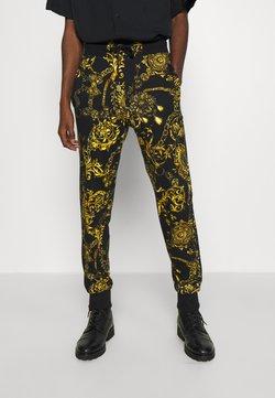 Versace Jeans Couture - PRINT REGALIA BAROQUE - Jogginghose - nero/oro