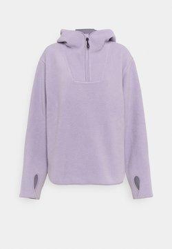 ARKET - Fleecepaita - lilac purple dusty light