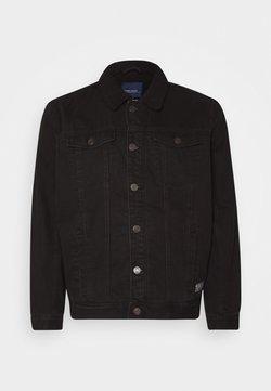 Blend - OUTERWEAR - Veste en jean - denim black