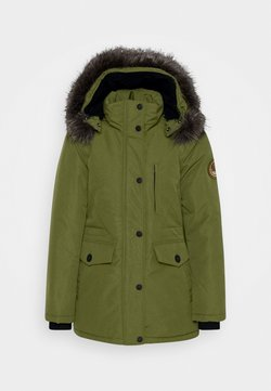 Superdry - EVEREST - Wintermantel - army khaki