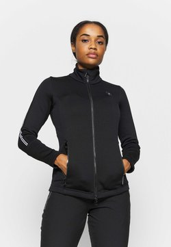 Toni Sailer - Fleecejacke - black
