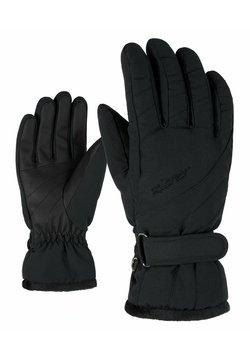 Ziener - KILENI PR - Fingerhandschuh - schwarz