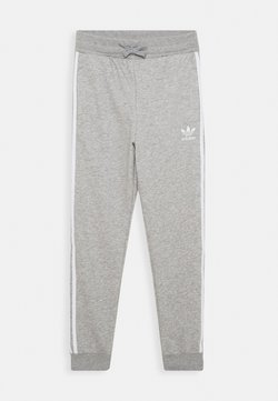 adidas Originals - TREFOIL PANTS - Pantalon de survêtement - grey/white