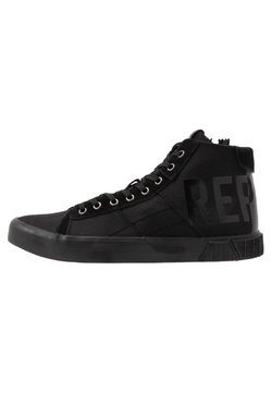 Replay - BASKIN - Sneaker high - black