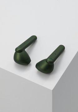Urbanista - STOCKHOLM TRUE WIRELESS EARPHONES - Høretelefoner - olive green