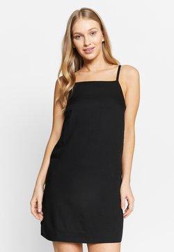 Monki - BELLE DRESS DROP - Accessoire de plage - black