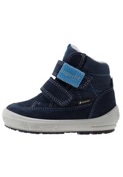 Superfit - GROOVY - Talvisaappaat - blau