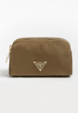 Guess - DID I SAY 90? - Kosmetiktasche - camouflage