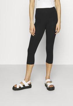Even&Odd - 3/4 Length Legging - Legging - black
