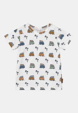 Hust & Claire - ANKER  - Camiseta estampada - ivory
