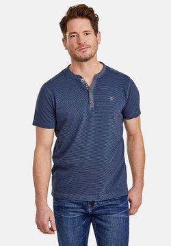 LERROS - T-Shirt print - vintage blue
