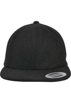 Flexfit - SNAPBACK MELTON - Cap - black