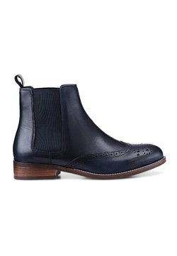 COX - Ankle Boot - dunkelblau