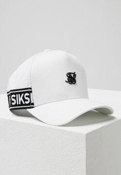 SIKSILK - Lippalakki - white