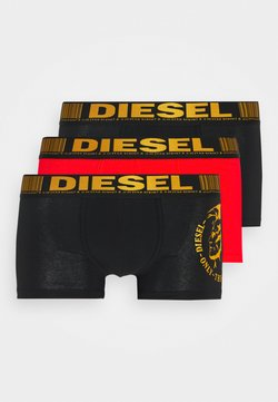 Diesel - UMBX-DAMIENTHREEPACK 3 PACK - Shorty - black/red/black