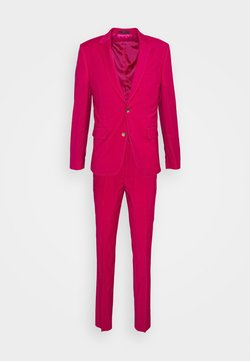 Paul Smith - GENTS TAILORED FIT SUIT SET - Anzug - red
