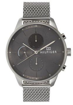 Tommy Hilfiger - CASUAL CHASE - Montre à aiguilles - silver-coloured/grey