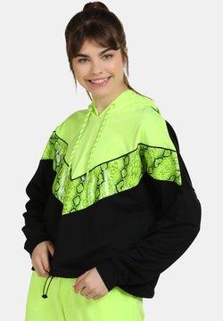 myMo ATHLSR - Sweatshirt - neon green