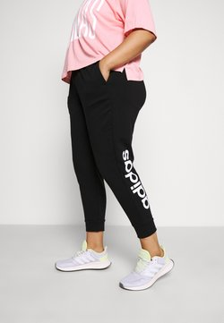 adidas Performance - PANT - Verryttelyhousut - black/white