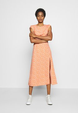 Fashion Union - HOLLY - Sukienka letnia - cantaloupe