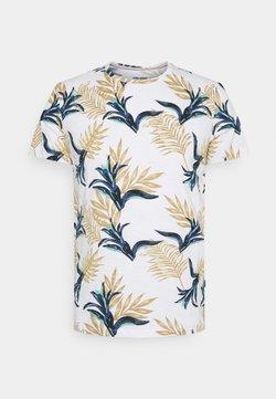Blend - TEE - T-shirt print - bright white