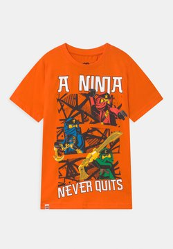 LEGO Wear - T-shirt print - orange