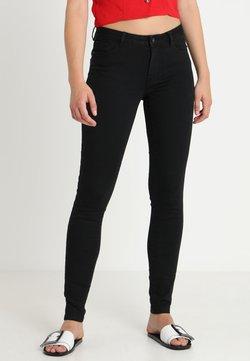 Vero Moda - VMJULIA FLEX IT MR SLIM JEGGING GU1 - Jeans Skinny - black