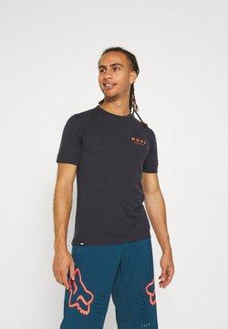 Mons Royale - CADENCE - T-Shirt basic - iron