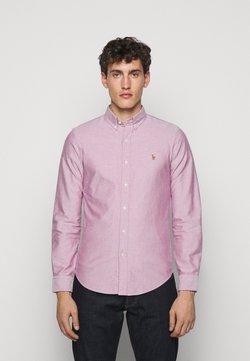 Polo Ralph Lauren - OXFORD SLIM FIT - Camisa - crimson
