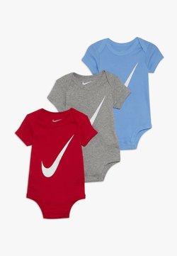 Nike Sportswear - BABY 3 PACK - Geschenk zur Geburt - university red
