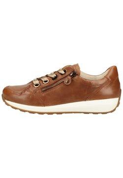 ara - SNEAKER - Sneaker low - cognac 73